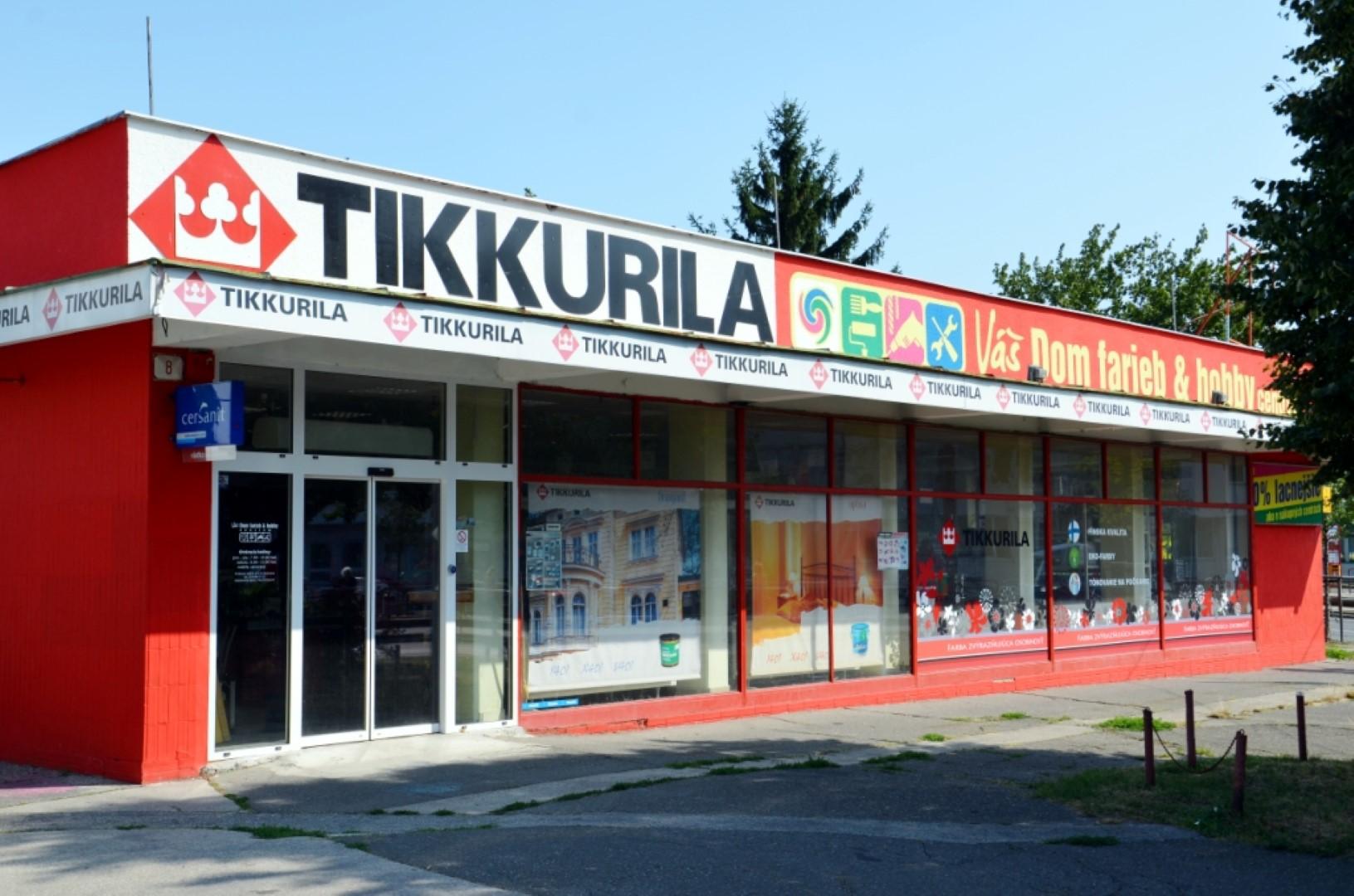 Váš dom farieb & hobby centrum Bratislava – Nové Mesto