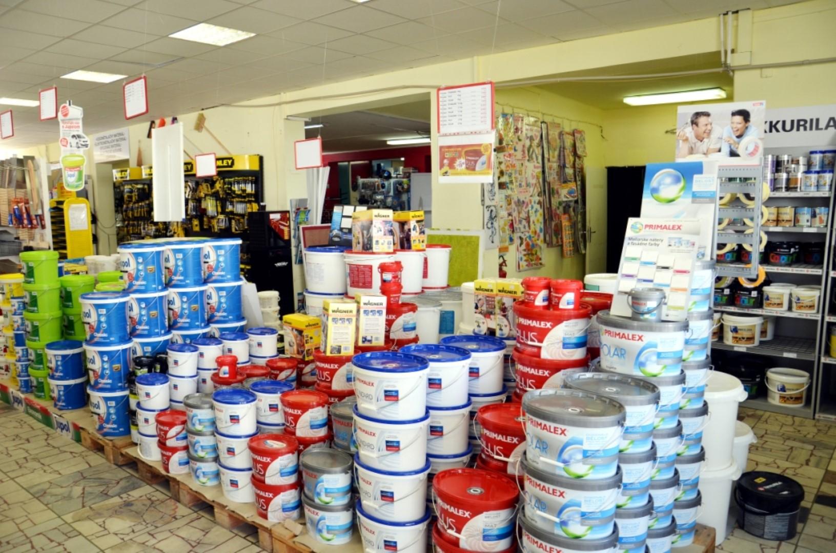 Váš dom farieb   hobby centrum Bratislava – Nové Mesto – Dom Farieb ... bdd9c320ce5